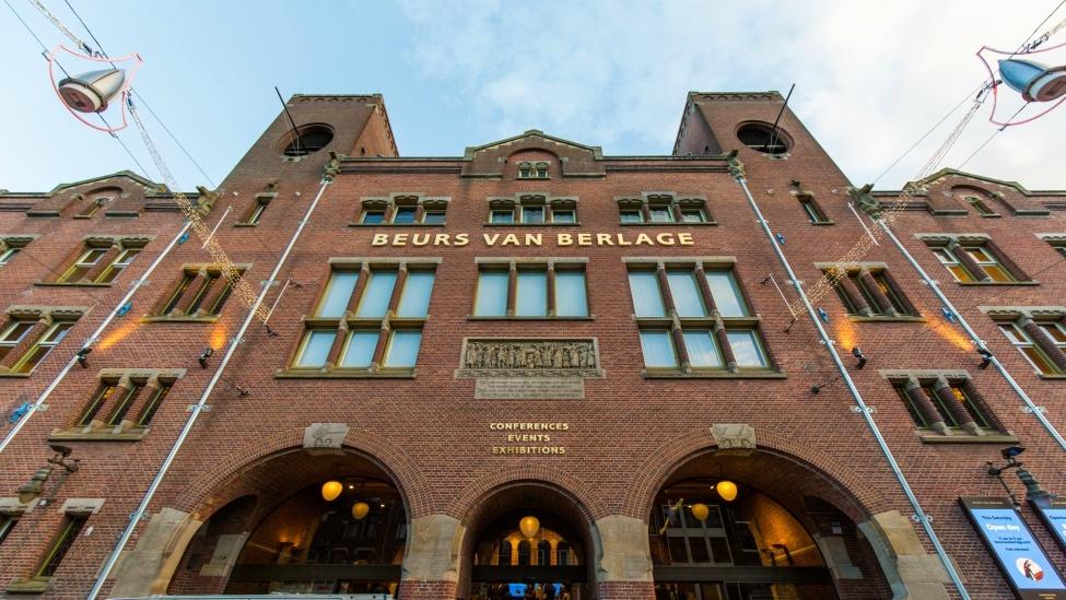 Beurs van Berlage - Feestlocatie Amsterdam