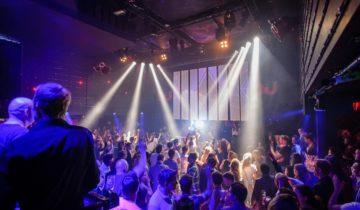 Vier je personeelsfeest bij feestlocatie AIR Amsterdam.