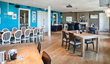 Dineren met je collega's kan goed bij feestlocatie De Traverse in Helmond.