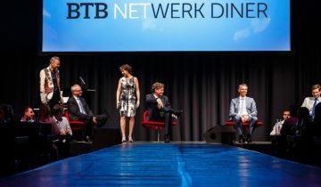 Netwerkdiner - leukefeesten.nl