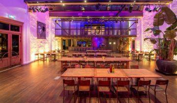 Tobacco theater - feestlocatie Amsterdam
