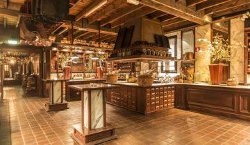 Bij de apotheek kun je genieten van een walking diner tijdens je personeelsfeest bij fort st. gertrudis feestlocatie in Geertruidenberg