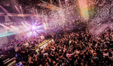 Een groot feest bij feestlocatie Escape Club Amsterdam