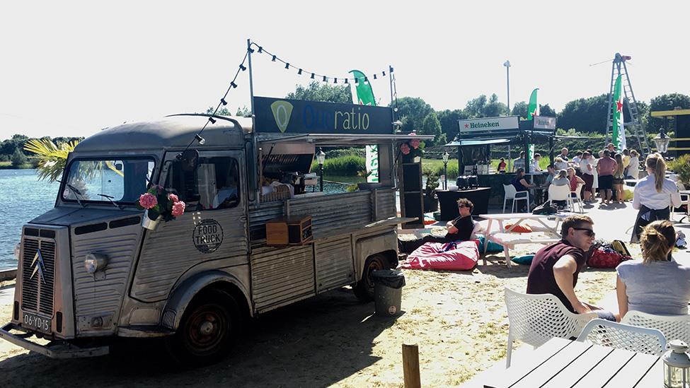 Je kan goed terecht voor een bedrijfsfestival bij feestlocatie Down Under in Nieuwegein