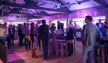 Personeelsfeest bij beachclub Degreez feestlocatie in panheel.