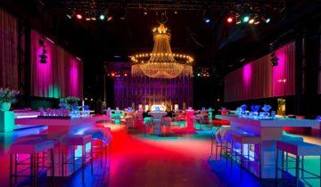 Studio 1 uitgelicht van feestlocatie central studios in Utrecht.