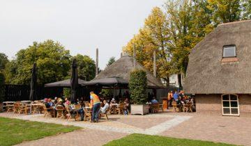 Hoefslag Barneveld-feestlocatie Barneveld
