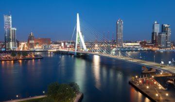 Inntel Hotels Rotterdam Centre-feestlocatie Rotterdam