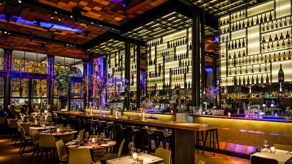 Kitchen & Bar Van Rijn - Feestlocatie Amsterdam