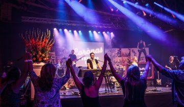 SAA en Overvliet | Jubileumfeest op maat | Samen in beweging