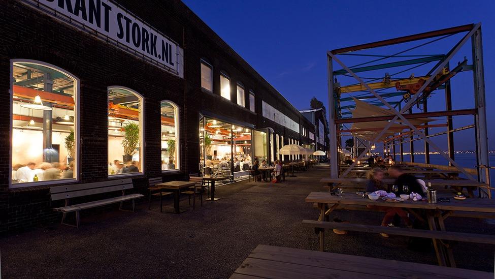 Stork - feestlocatie Amsterdam