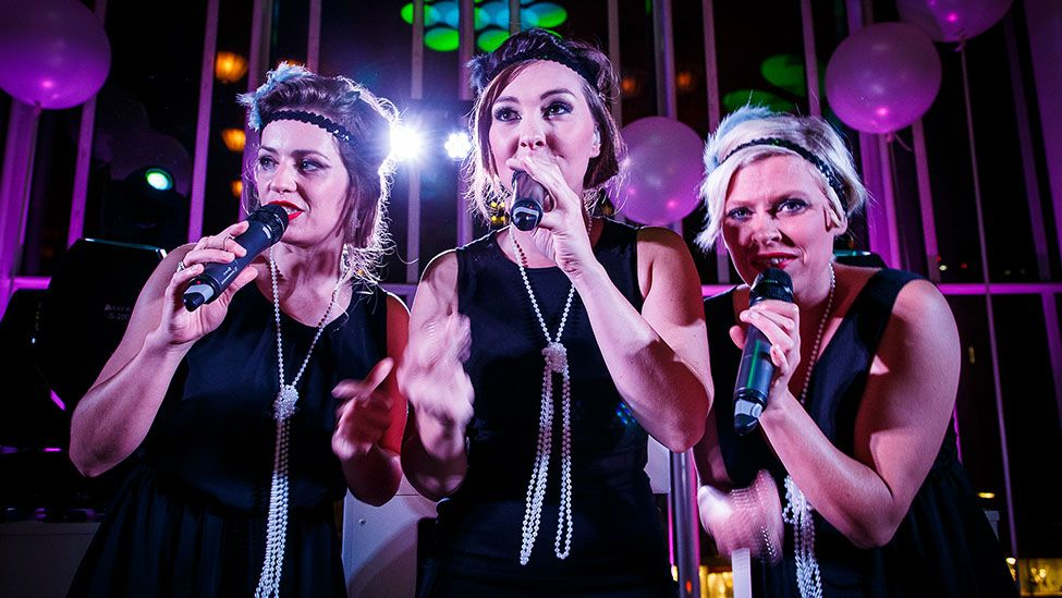 The Great Gatsby Party - themafeest