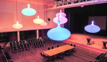 Theater Buitensoos feestlocatie Zwolle