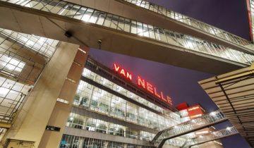 Van Nelle Ontwerpfabriek-feestlocatie Rotterdam