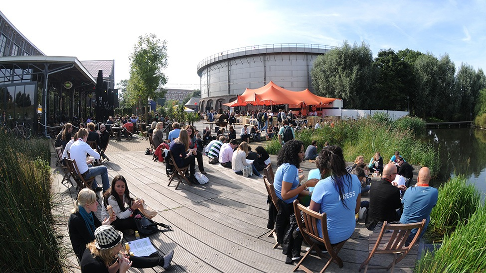 Westergasfabriek - Feestlocatie Amsterdam