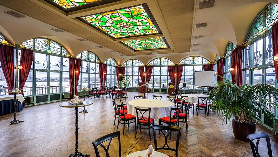Zalmhuis feestlocatie rotterdam for Zalmhuis rotterdam