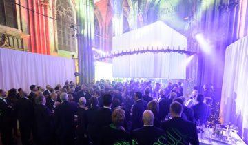 Een bedrijfsevent bij de Orangerie feestlocatie in Den Bosch.