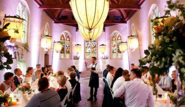 Diner bij Klooster Bethlehem feestlocatie Haren.