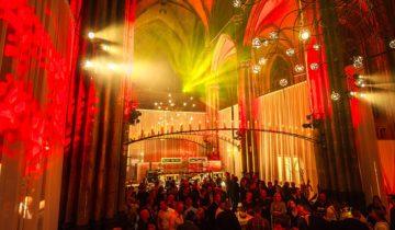 Feest in de orangeriezaal feestlocatie Den Bosch.
