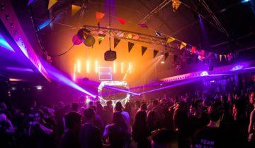 Vier je personeelsfeest bij Panama feestlocatie in Amsterdam.
