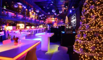 Ook voor een kersfeest kun je goed terecht bij feestlocatie oceandiva original in Amsterdam.