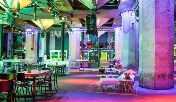 Vier je personeelsfeest in de Maassilo in Rotterdam.