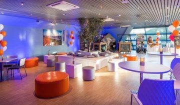 Lounge van Madurodam feestlocatie Den Haag.