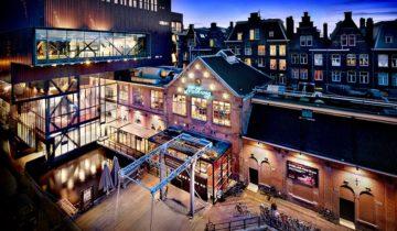 Melkweg - feestlocatie Amsterdam