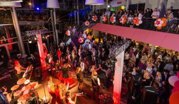 Personeelsfeest bij Madurodam feestlocatie in Den Haag.