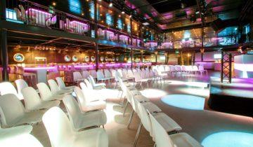 Ook voor een plenaire presentatie kun je goed terecht bij evenementenlocatie oceandiva original in Amsterdam.