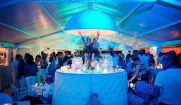 Strandclub Doen! Is een goede locatie voor het Ibiza Strandfeest