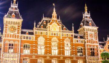 Grand Cafe restaurant 1e Klas - Feestlocatie Amsterdam