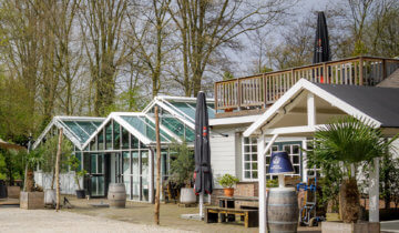 Amstel Boathouse - Feestlocatie - Amsterdam