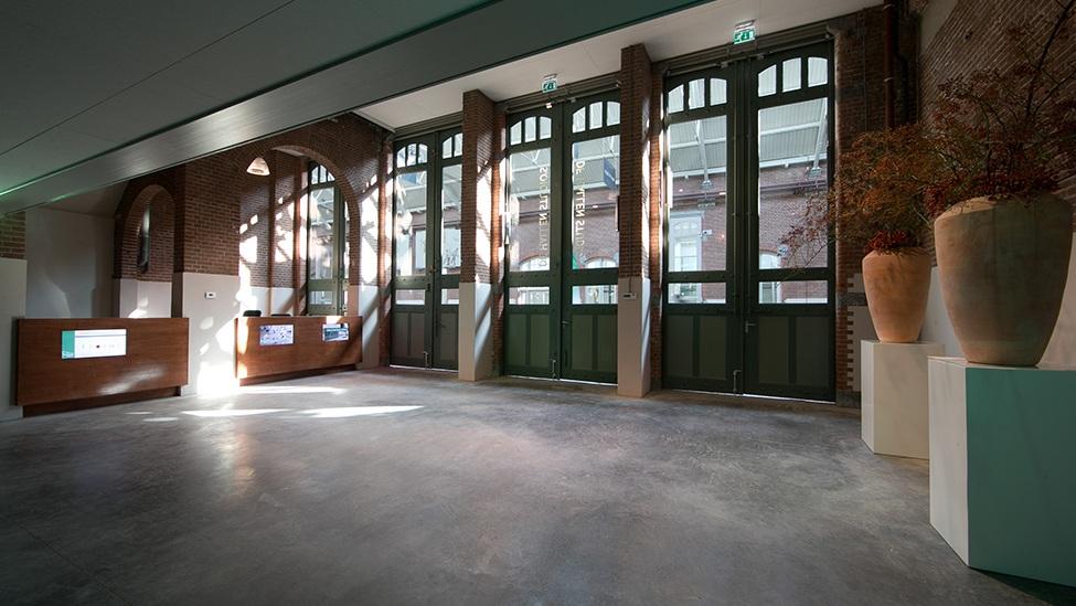 De Hallen Studio's Feestlocatie Amsterdam