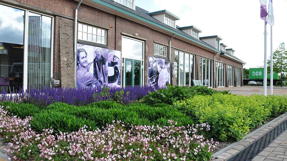 Bouw en Infra park feestlocatie Harderwijk