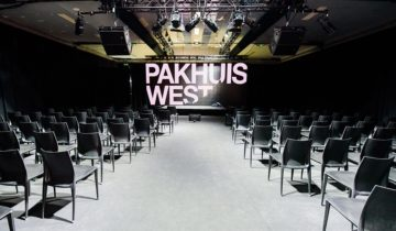 Pakhuis West Feestlocatie Amsterdam