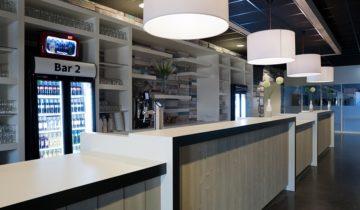 Bar in de Basiliek feestlocatie Veenendaal