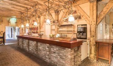 Bar bij feestlocatie t kruithuis arsenaal in Woudrichem.