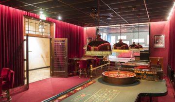 Casino zaal van Jaiselings Royal Palace feestlocatie Wernhout.