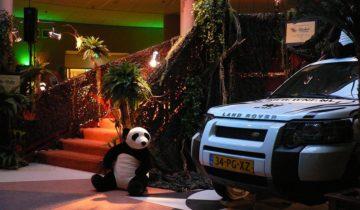 Themafeest bij Hotel Theater Figi feestlocatie in Zeist.