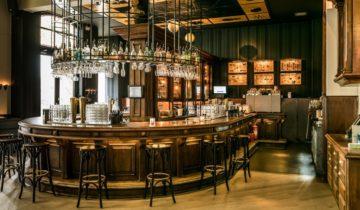 De Bar van De Kroon feestlocatie Amsterdam.