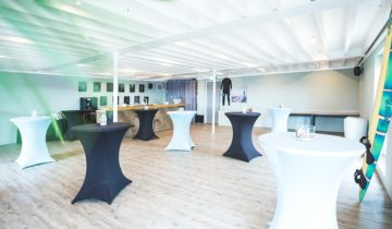 Borrelsetting bij Brunotti Beachclub feestlocatie Oostvoorne.