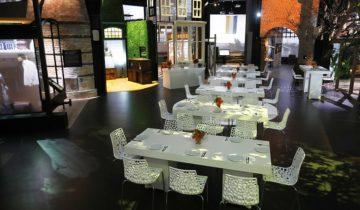 Diner in het canon van Nederland van Openluchtmuseum feestlocatie Arnhem.