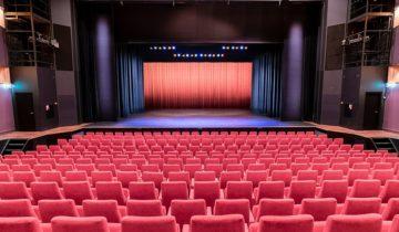 Overzicht van Theaterzaal van Markant Uden.