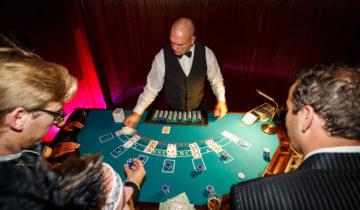 Leukefeesten - Entertaiment - blackjack