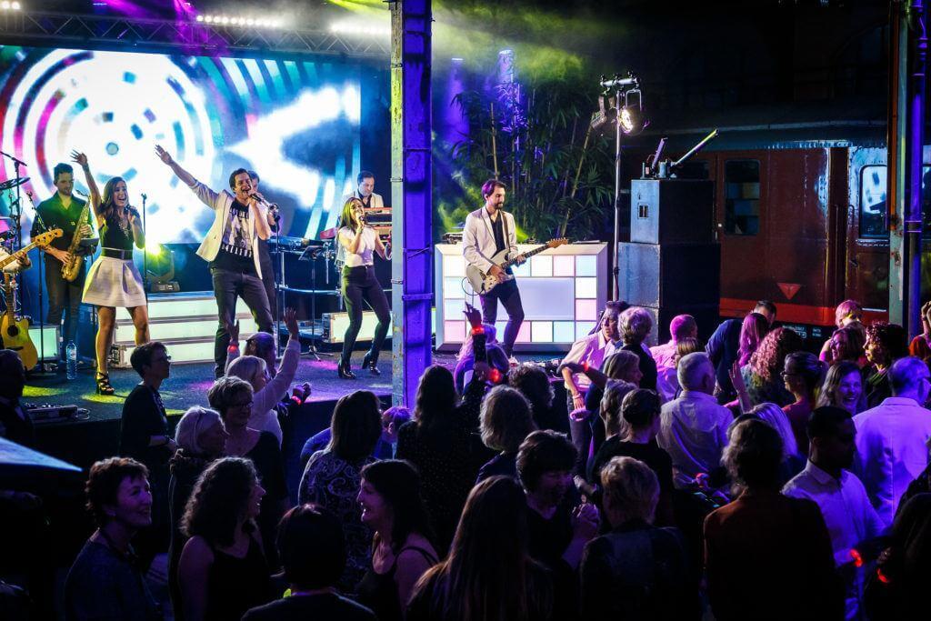 Leukefeesten - Live muziek